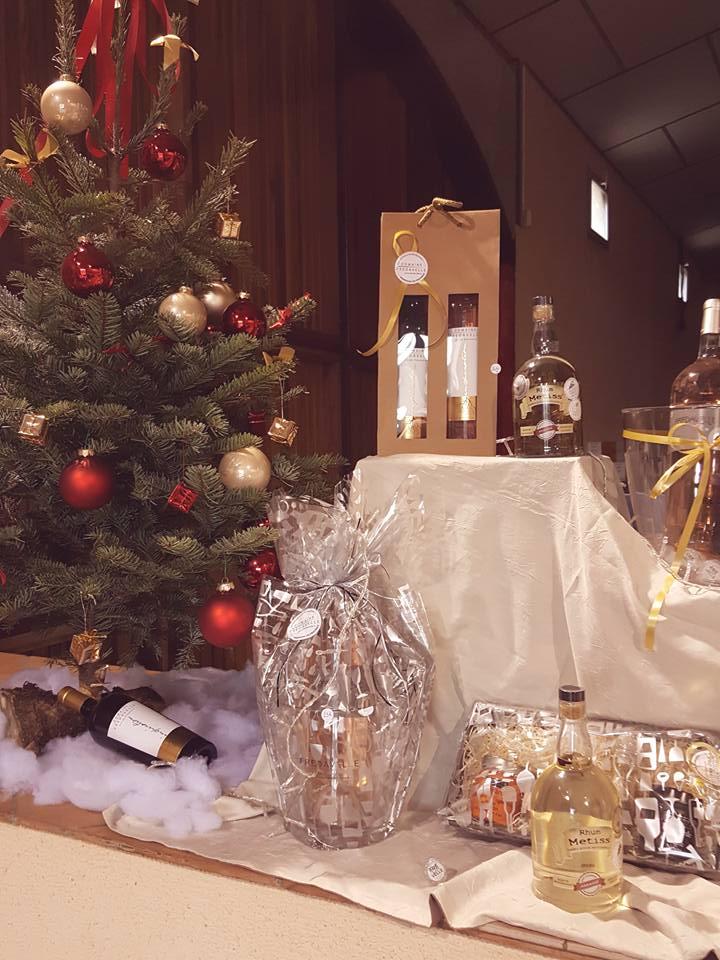 vin boutique vente fredavelle noel fetes idee cadeaux coffret au pied du sapin