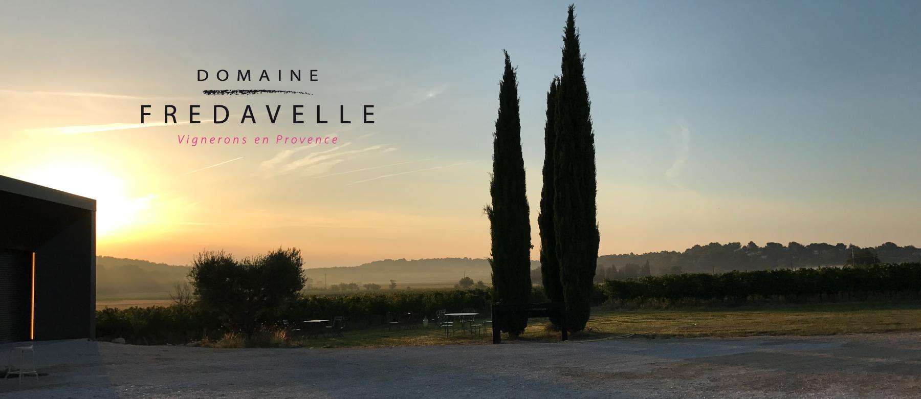 domaine fredavelle vignerons en provence beguiles proprietaire recoltant aop coteaux d'aix en provence route des vins tourisme sud france