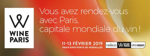 exposant salon wine paris 2019 domaine fredavelle vin de provence aix-en-provence