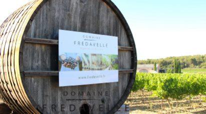adresse domaine fredavelle route de pelissanne eguilles visite dégustation vignoble tourisme oenotourisme sud france aix-en-provence marseille vins