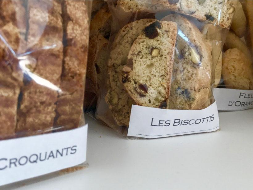 domaine fredavelle dégustation vente de vin produits régionaux biscuits de provence biscuiterie accompagnement vins tourisme oenologique france